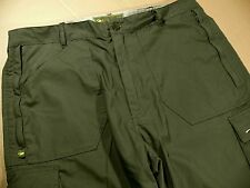 S140 Orig MOUNTAIN LIFE convertible camp trekking pants trousers size 36 EX cond