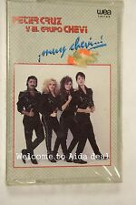 Peter cruz Y El Grupo Chevi Muy chevi (Audio Cassette Sealed)