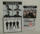 Westlife Gravity 2010 Taiwan Ltd CD w/BOX +Promo Magnet