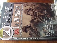 µ? revue 2e Guerre MondialeThematique n°35 Special 70e anniversaire Normandie 44