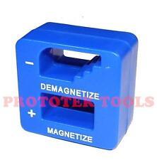Magnetizzatore per cacciaviti, magnetiza e demagnetizza, Funziona Testato