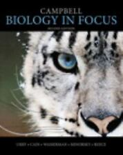 Campbell Biology in Focus by Peter V. Minorsky, Michael L. Cain, Second Edition