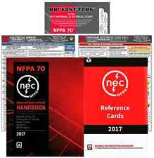 NFPA 70 : National Electrical Code (NEC) Handbook, 2017 Edition, Package, New
