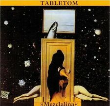 "Tabletom ('80 Art Prog Rock Spain):  ""Mezclalina""  (CD Reissue)"