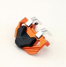 Custom Aluminum Front Brake Caliper Cover Cap Protector For KTM RC 200 390 DUKE