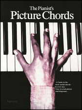 The Pianist's Picture Chords Piano Chord Book Guide to Useful Chords in All Keys