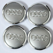 4 x Audi Wheel Rim Centre Cap 70mm caps - Part # 4B0 601 170A Q5 A4 A5 A6 A7 A8
