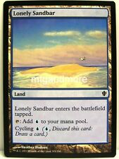 Magic Commander 2013 - 4x Lonely Sandbar