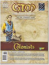 Game Trade Magazine #202 Kill Doctor Lucky & Agricola Promo Cards 2016 - Sealed