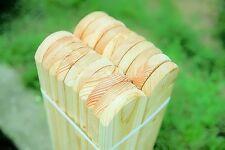 Zaunlatten  120x9x2 sibirische Lärche Zaunlatte Holzzaun Zaun super