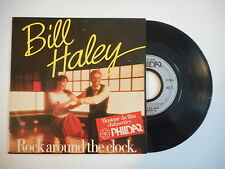 BILL HALEY : ROCK AROUND TTHE CLOCK ► EP / 45 ◄ PORT GRATUIT