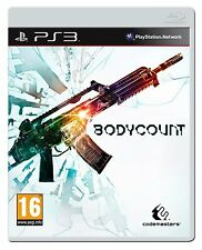 BODYCOUNT             -----   pour PS3