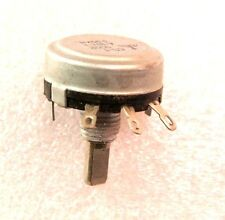 5 x  variable resistor 330kom 0,5 Watt made in the USSR With free shipping