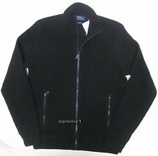 Polo Ralph Lauren  motorcycle cashmere  wool ski jacket cardigan sweater S Slim