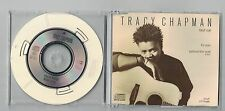 TRACY CHAPMAN Fast Car - 3 INCH MAXI CD Germany 1988 with Adapter