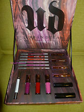 NIB Urban Decay LIP VAULT 24/7 Glide-On Lip Pencil Revolution Lipstick Lipgloss!