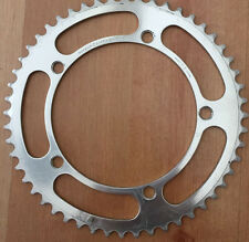 "Campagnolo Chainring Nuovo Record 52T w/Pin, 144 BCD, 3/32"" Vintage Eroica"