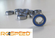 FoRally Wheel Bearing set for Mugen MBX buggy 1:8, 8 Ball Bearings