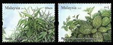 Aromatic Plants Malaysia 2012 Tree Flower (stamp) MNH