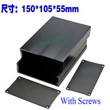 Aluminum Box Circuit Board Enclosure Case Project Electronic DIY 150*105*55MM