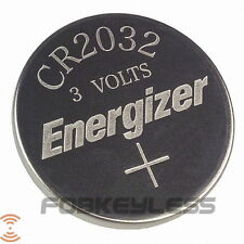 Brand New Keyless Entry Remote Energizer Battery Replacement CR2032