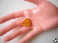 Kleiner Butterscotch Honig Natur Bernstein Anhänger 2,6 g Genuine Amber