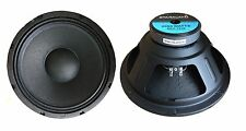 "2 STARAUDIO 2000W 12"" Raw replacemen Speaker Subwoofer 8 Ohm Woofers 40oz Magnet"