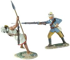 W Britain Soldiers 27057 British Camel Corps At Throw Point Connecting Mahdist