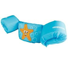 NEW COLEMAN Stearns Kids Puddle Jumper Swimming Life Jacket Vest | Blue Starfish