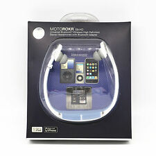 NEW Genuine Original MOTOROLA S9-HD Stereo Bluetooth Headphones