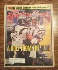 January 23 1995 The Sporting News  San Diego Chargers