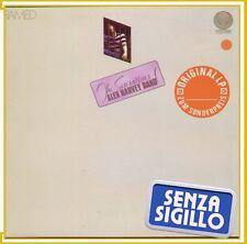 """THE SENSATIONAL ALEX HARVEY BAND """" FRAMED """" LP NUOVO 1972 VERTIGO"""