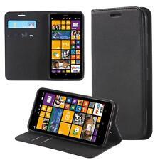 Microsoft Lumia 540 Handy Tasche Flip Cover Case Schutz Hülle Etui Wallet Schale
