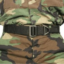 "Blackhawk 41CQ01BK Men's Black CQB/Rescue Rigger Belt - Size Medium 34""-41"""