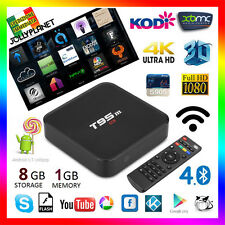 T95M Amlogic S905 1GB 8GB Android 6.0 Marshmallow KODI TV BOX 4K IPTV Decoder
