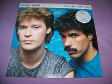 Daryl Hall & John Oates The Very Best of..Double Colored Viny LP Sealed 18 Hits