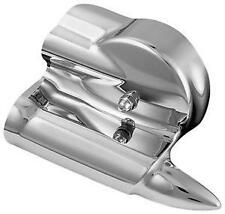 Harley FLSTS Springer 2000-2003Oil Pressure Sender Cover Chrome by Kuryakyn