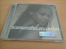 SAMANTHA MUMBA - Gotta Tell You - Special Edition CD ALBUM
