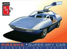 2015 amt 1/25 #916 PIRANHA SUPER SPY CAR - ORIGINAL ART SERIES NEW IN THE BOX