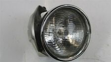 2000 Harley Dyna Super Glide- headlight front lamp light & brow