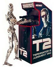 Terminator 2: Judgement Day Latest Revision LA4 Jamma Arcade PCB Board Upgrade
