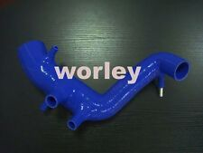 Blue silicone induction intake pipe fit VW Golf MK4 / Bettle 1.8T / Audi TT 180