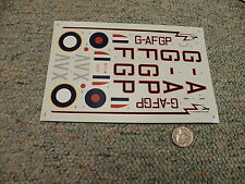 Classic Airframes decals 1/48 British Airways Hudson BOAC pre-war transport  L96