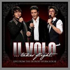 """IL VOLO """"IL VOLO...TAKES FLIGHT (LIVE FROM DETROIT OPERA HOUSE)"""" CD NEU"""