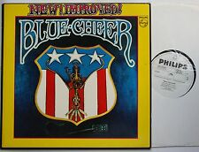 Blue Cheer New! Improved! Blue Cheer Superrare Ger 1969 WL Promo LP