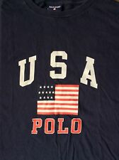 Vintage Size Medium Polo Sport Polo by Ralph Lauren USA Polo T-Shirt
