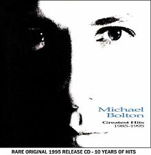 Michael Bolton - Very Best Greatest Essential Hits Collection CD 80's 90's