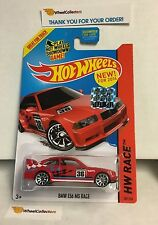 BMW E36 M3 Race #169 * RED * 2014  Hot Wheels Factory Set * A21