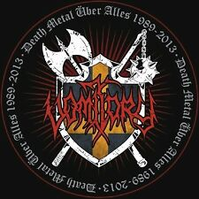 VOMITORY - PVC Sticker - Death Metal Über Alles 1989-2013