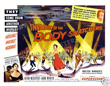 INVASION OF THE BODY SNATCHERS LOBBY CARD POSTER HS-B 1956 KEVIN McCARTHY